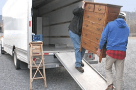 Reliable removals using delivery packing options that get your goods there safely by PJ Removals